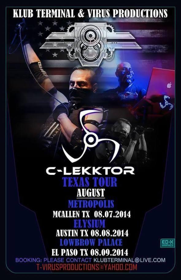 C-Lekktor Live with Dementhia
