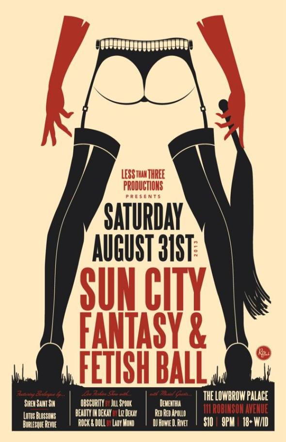 sun city fantasy and fetish ball dementhia