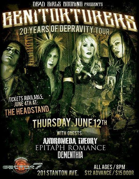 Dementhia with Genitorturers